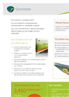 Kartotrak Integrated Software Solution - Brochure